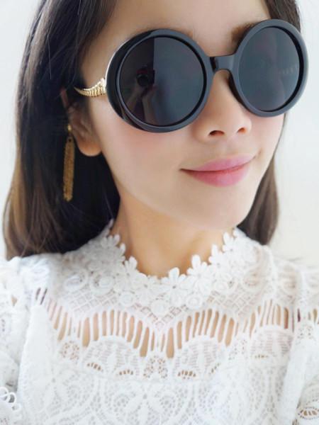 配饰,眼镜,欧美,韩版,可爱,墨镜,复古,新款,女士