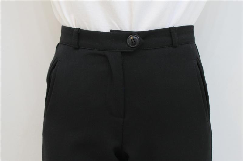 裤子的臀围怎么量图解