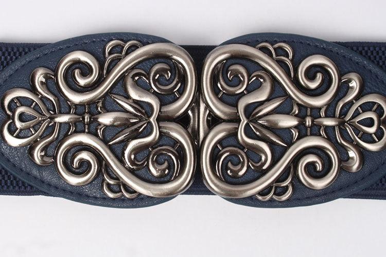 古代腰带花纹