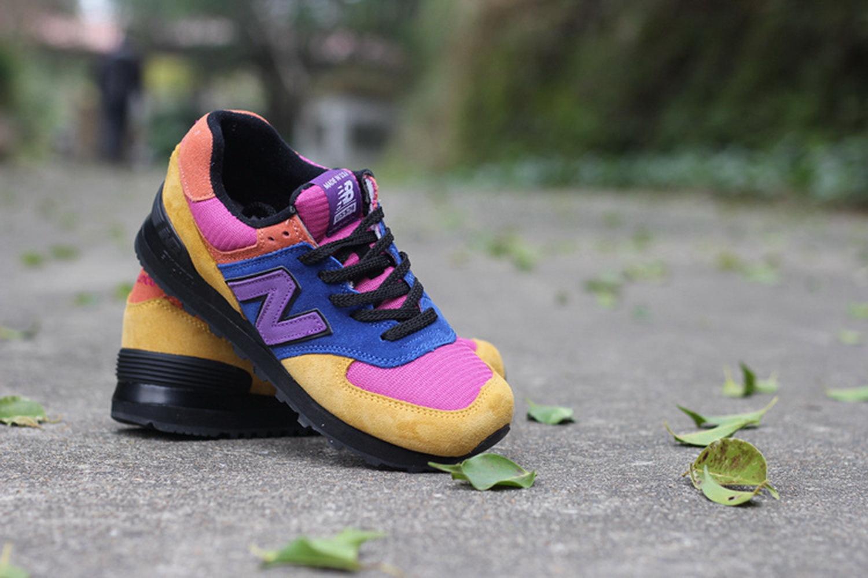 美版574nb新款甜美女运动鞋
