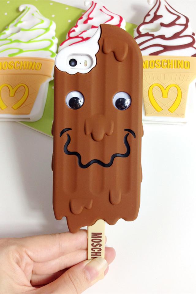 夏日冰淇淋iphone手机壳