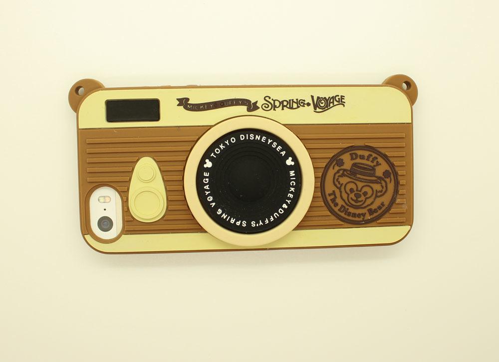 可爱小熊相机手机套