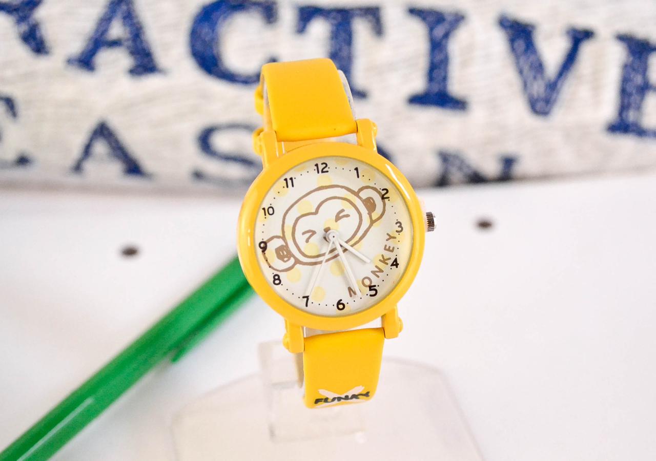 韩国可爱卡通皮带手表