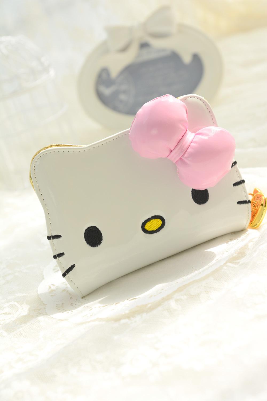 凯蒂猫可爱零钱包