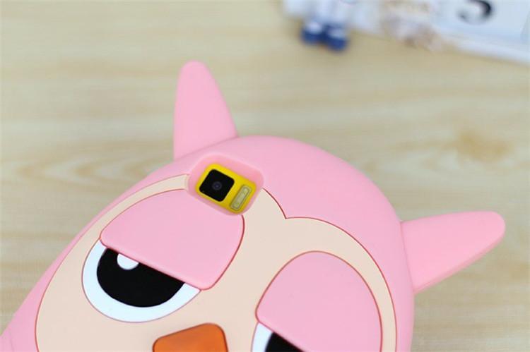 小米米3可爱猫头鹰硅胶套