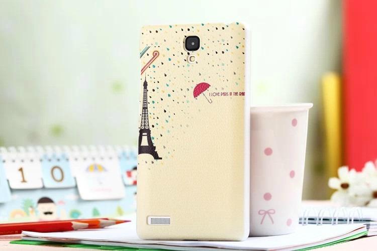 红米1s皇冠女孩红米note手机壳