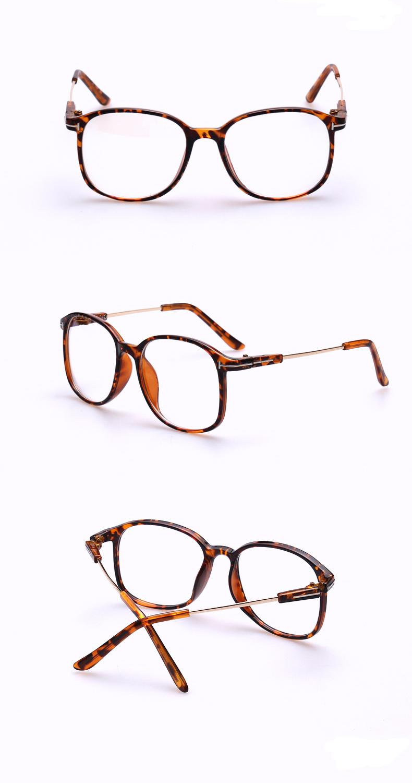 韩国学生款小清新复古圆眼镜框