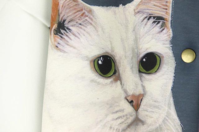 韩版可爱小猫头像棒球服