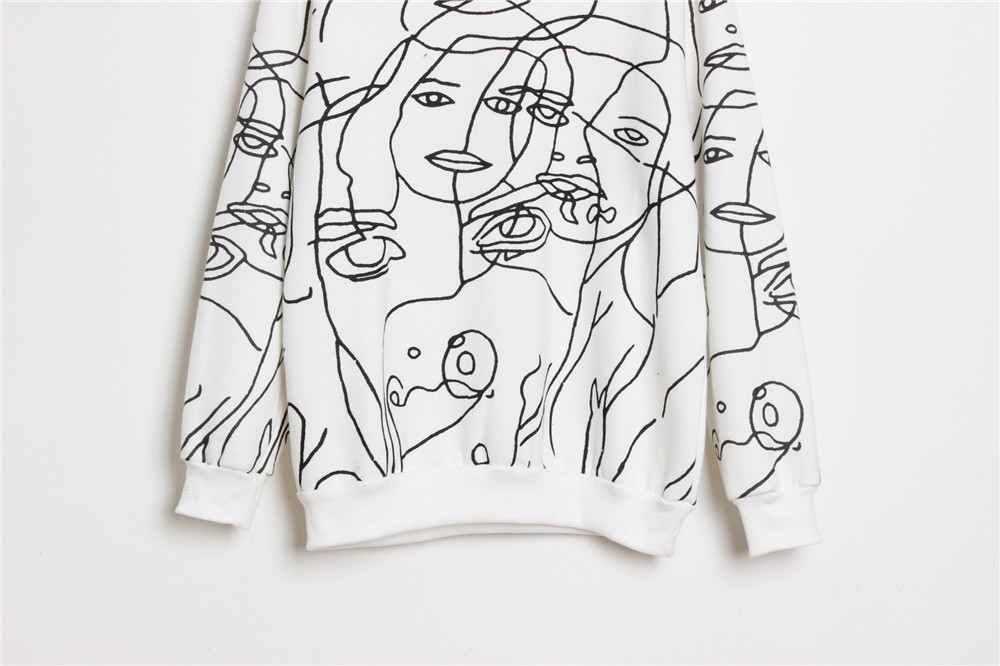 卫衣专业设计手绘稿
