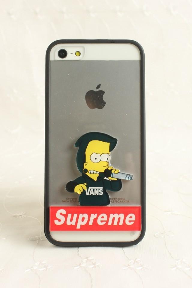 辛普森 iphone边框手机壳