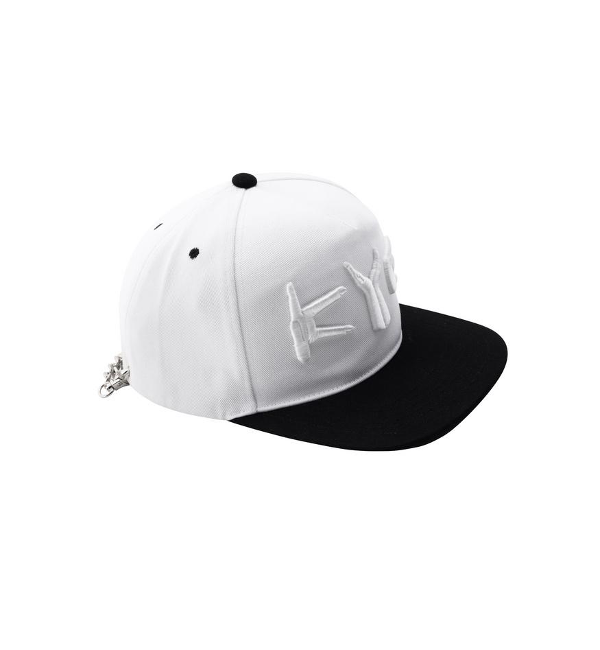 【inxx】kye 白色帽子