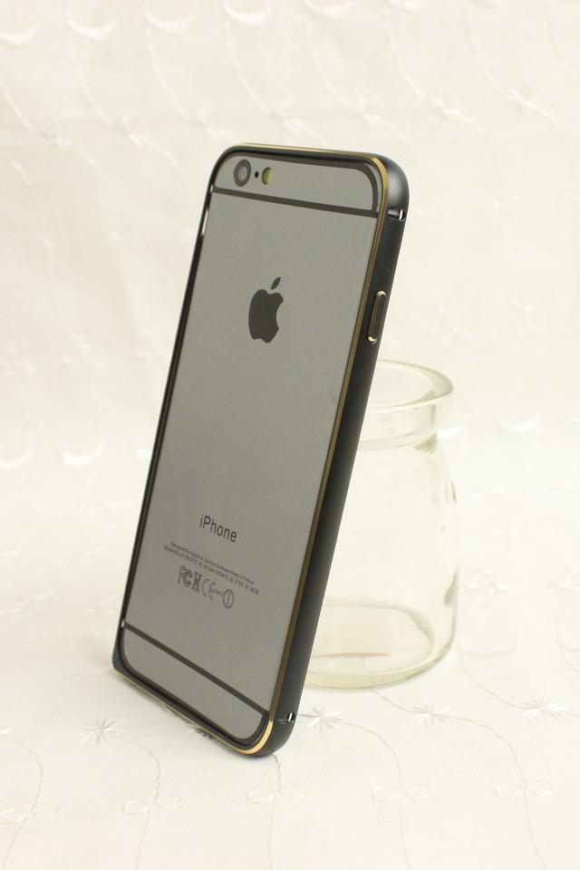 苹果iphone6金属边框手机壳