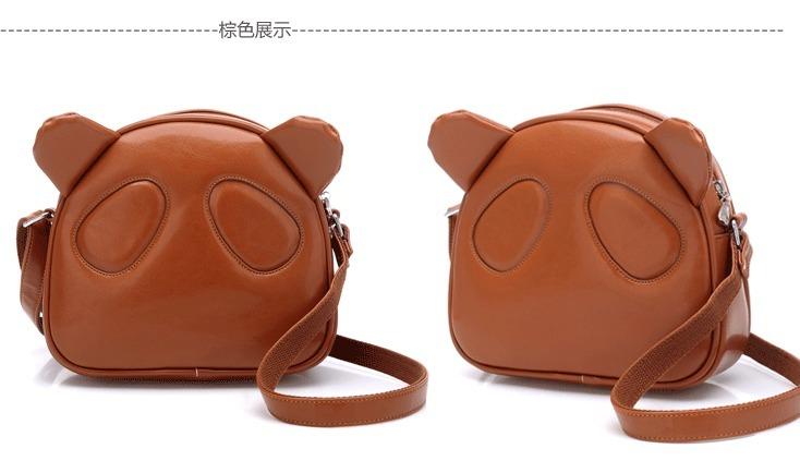 小芙包袋可爱动物时尚萌斜挎包