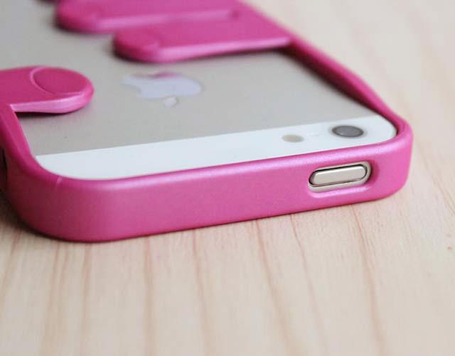 立体手指iphone边框可拆