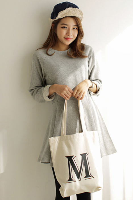 韩国冬款休闲可爱俏皮时尚连衣裙