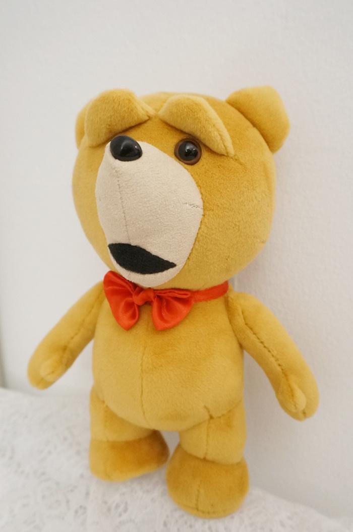 萌兔 会告白的泰迪熊手机壳-来自蘑菇街优店图片