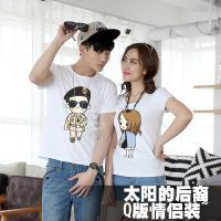 韩剧太阳的后裔宋仲基宋慧乔卡通q版人物头像情侣