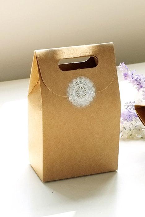 沐光创意78牛皮纸袋-来自蘑菇街优店