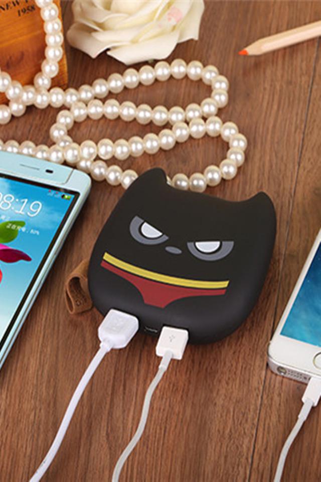 新款小恶魔可爱充电宝20000毫安