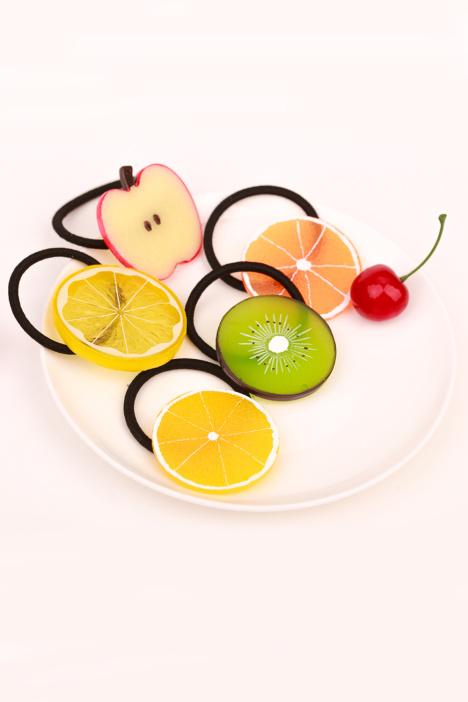 小清新卡通水果图片