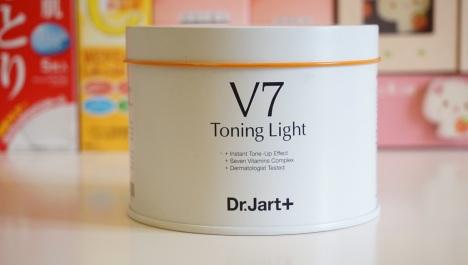 dr.jart+ v7素颜霜50ml