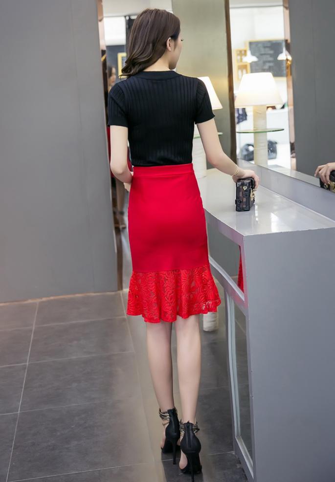 半身鱼尾裙】-衣服