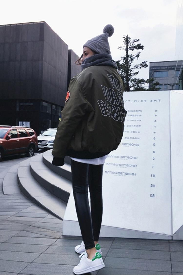 【明星同款日系复古权志龙棒球服】-衣服-服饰鞋包