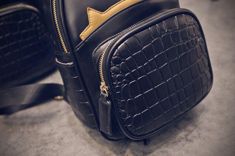 【《梦尔丹妮》可爱小猫咪双肩包】-包包-箱包皮具