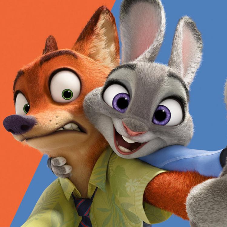 【疯狂动物城兔子朱迪公仔布娃娃】-母婴-母婴毛绒类