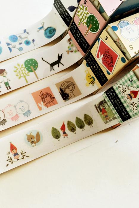 木墨原创 小清新日系手账贴纸卡通可爱猫咪贴纸包diy相册日记贴纸_淡