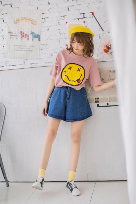 a字牛仔裙,牛仔裤裙,牛仔短裤