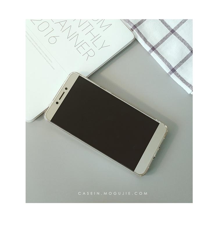 乐视1s硅胶电镀镜面指环支架全包letv手机壳x500