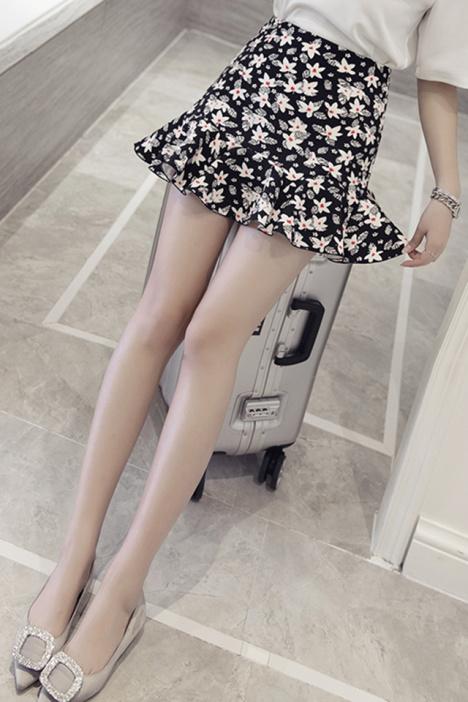 鱼尾裙】-衣服-半身裙