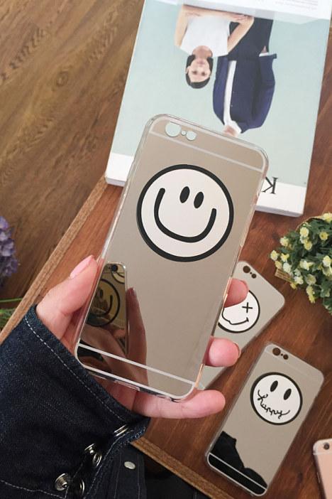 韩国可爱笑脸手机壁纸