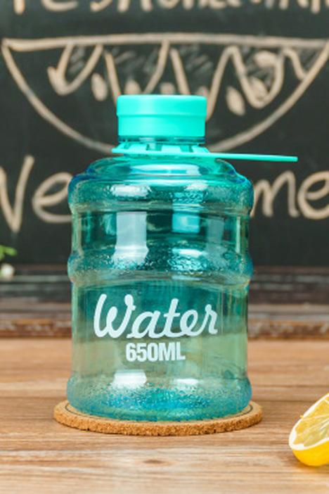 韩国创意个性水瓶饮水机水桶塑料水杯子